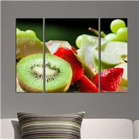 Meyveler Desen Duvar Panosu
