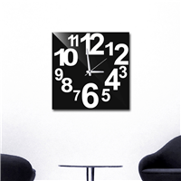 Dijital Baskı Duvar Saati